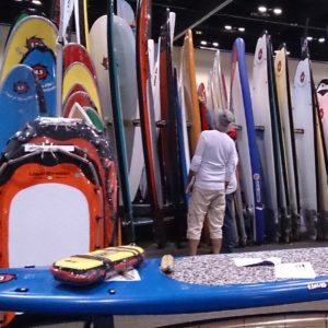 how to choose the right size surfboard